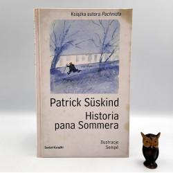 """Suskind P. """" Historia pana Sommera """" Warszawa 2006"""