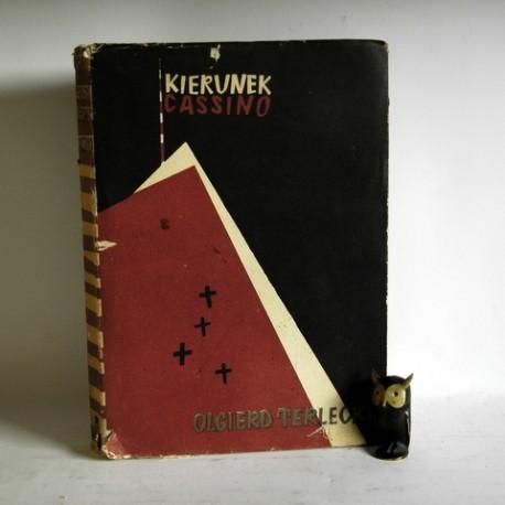 "Terlecki O. "" Kierunek Cassino"" Warszawa 1957"