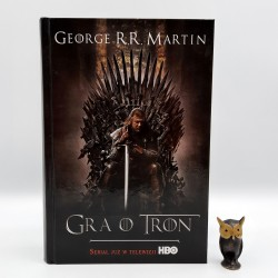 "Martin George R.R. "" Gra o tron "" Poznań 2011"