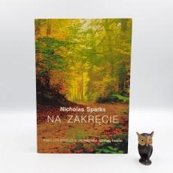"""Sparks N. """" Na zakręcie """" Warszawa 2001"""