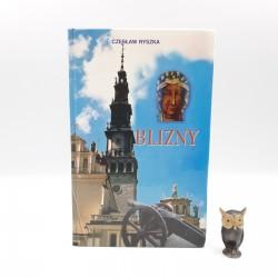 """Ryszka C. """" Blizny """" autograf autora - Jasna Góra 2005"""