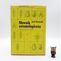 """Razowski J. """" Słownik entomologiczny """" Warszawa 1987"""