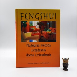 """Martin K. Frohling T. """" Feng Shui - najlepsza metoda urządzania domu i mieszkania """" Warszawa 1999"""
