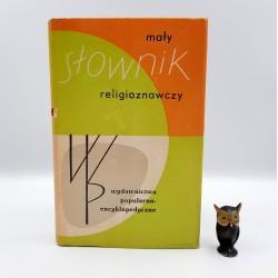 """Krahelska H. """" Mały słownik relgioznawczy """" Warszawa 1969"""