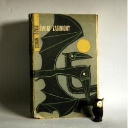 """Conan Doyle A."""" Świat Zaginiony"""" Warszawa 1956"""