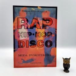 """Włoch - Kowalczyk H. """" Rap , Hip -Hop, Disco """" Tarnów 1994"""