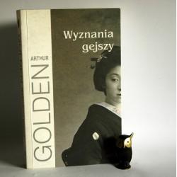 """Golden A. """" Wyznania Gejszy"""" Warszawa 2000"""