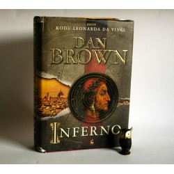 """Brown D. """"Inferno"""" Warszawa 2013"""