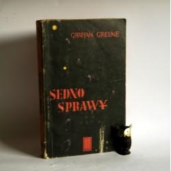 """Greene G. """"Sedno Sprawy"""" Warszawa 1956"""