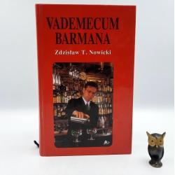 """Nowicki Z. """" Vademecum barmana """" Gdynia 1996"""