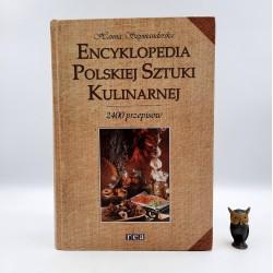 """Szymanderska H. """" Encyklopedia sztuki kulinarnej """" Warszawa 2003"""