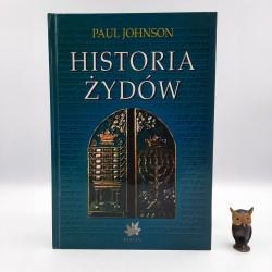 "Johnson P. "" Historia Żydów "" Kraków 1998"