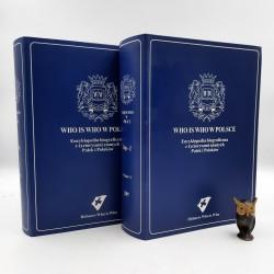 """Praca zbiorowa """" Who is who w Polsce - encyklopedia biograficzna """" Wydanie VI - 2007"""