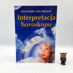 "Pronay A. "" Interpretacja horoskopu "" Białystok 1996"
