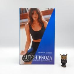 """LeCron L. """" Autohipnoza """" Warszawa 1999"""
