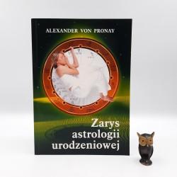 """Pronay A. """"Zarys astrologii urodzeniuwej """" Białystok 1993"""