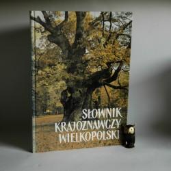 """Zielińska M.- Red. """" Słownik krajoznawczy Wielkopolski"""" Warszawa 1992"""