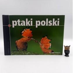 """Praca zbiorowa """" Ptaki Polski - carta blanca """" Warszawa 2008"""
