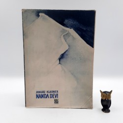 "Klarner J. "" Nanda Devi "" Warszawa 1956"