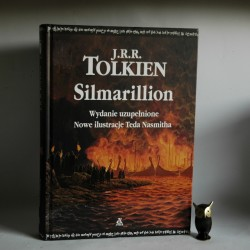 "J.R.R. Tolkien "" Silmarillion"" Ilustracje Teda Nasmitha"