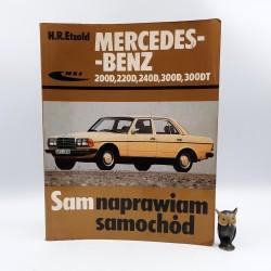"""Etzold H.R. """" Mercedes Benz 200D, 220D, 240D, 300D, 300DT- Warszawa 1999"""