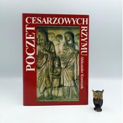 """Krawczuk A. """"Poczet Cesarzowych Rzymu """" , Warszawa 1998"""