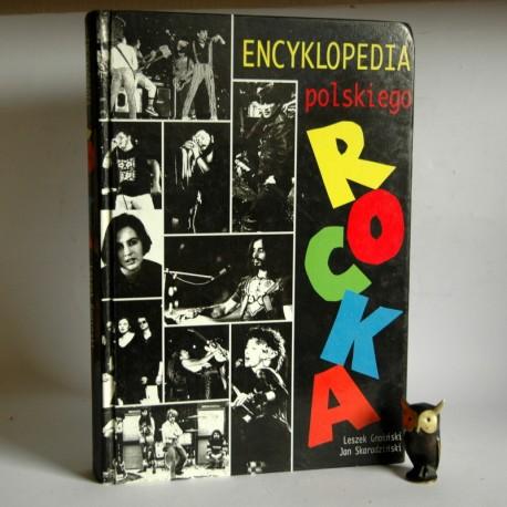 """Gnoiński L., Skaradziński J. """" Encyklopedia polskiego ROCKA"""" Warszawa 1996"""