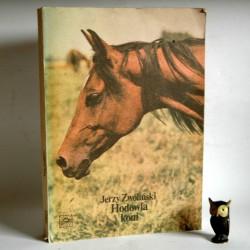 """Zwoliński J."""" Hodowla koni"""" Warszawa 1983"""