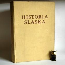 """Maleczyński K. (red) """" Historia Śląska"""" T.I cz.3"""