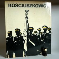 """Reperowicz S."""" Kościuszkowcy """" Warszawa 1974"""