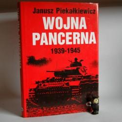"""Piekałkiewicz J. """" Wojna Pancerna 1939-1945"""" Warszawa 1997"""