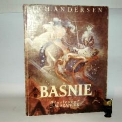 "Andersen J.CH. ""Baśnie"" Warszawa 1991"