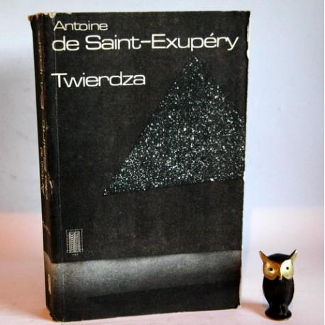 """Exupery A. """" Twierdza"""" Warszawa 1985"""