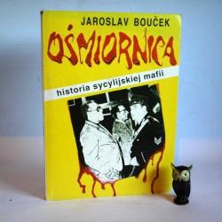 """Boucek J. """"Ośmiornica"""" Gdańsk 1992"""
