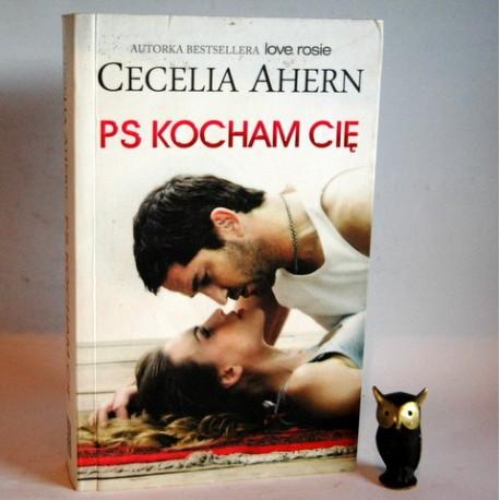 "Ahern C. "" PS Kocham Cię"" Warszawa 2015"