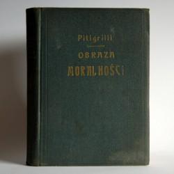 Pitigrilli OBRAZA MORALNOŚCI Warszawa 1931