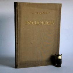 """Tiepłow B. """" Psychologia"""" Warszawa 1955"""