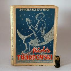 """Kraszewski J.I. """"Mistrz Twardowski"""" Ilustrowana"""