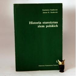 """Godłowski K. """" Historia Starożytna Ziem polskich"""" Warszawa 1983"""