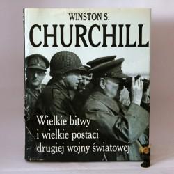 """Keegan J."""" Winston S. Churchill - Wielkie bitwy i wielkie postaci drugiej wojny światowej"""" Warszawa 1999"""