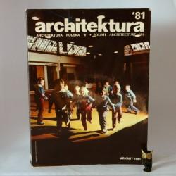 """""""Architektura '81"""" Warszawa 1981"""