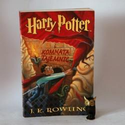 "Rowling J.K. ""Harry Potter i Komnata Tajemnic"" Poznań 2000"