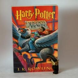 "Rowling J.K. ""Harry Potter i Więzień Azkabanu"" Poznań 2001"