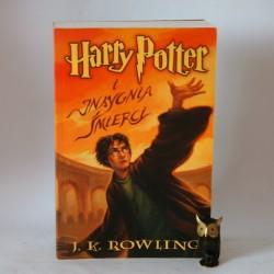 """Rowling J.K. """"Harry Potter i Insygnia Śmierci"""" Poznań 2007"""
