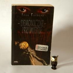 """Everson J."""" Demoniczne przymierze"""" Poznań 2007"""