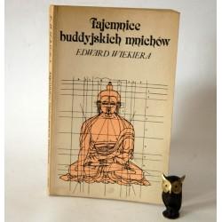 """Wiekiera E. """" Tajemnice buddyjskich mnichów"""" Kraków 1988"""