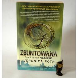 "Roth V."" Zbuntowana"" Warszawa 2014"