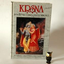 """Srimad S. """" Krsna żródło wiecznej przyjemnośći"""" 1993"""