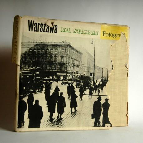 """""""Warszawa na starej fotografii"""" 1960"""