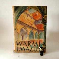 """Zajchowska S. (red.)"""" Warmia i Mazury"""" Poznań 1953"""